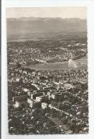 Suisse -  GENEVE - Vue Générale Sur La Ville - Le Jet D'eau Et Les Monts Du Jura - GE Ginevra