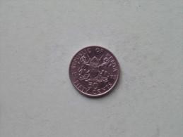 1975 - 50 Cents / KM 13 ( Uncleaned - Details Zie Foto´s ) ! - Kenya