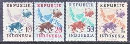INDONESIA   62-5   *  WMK. 404 - Indonesia