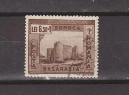 1941-  SECOURS D HIVER POUR BESSARABIE  MI No 737 Et Yv No 664 - 1918-1948 Ferdinand, Carol II. & Mihai I.