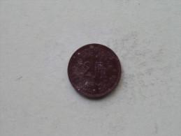 1946 - 2 Franc / KM 28 ( Uncleaned - Details Zie Foto´s ) ! - 1945-1951: Régence