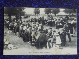 Folklore - Repas De Noces Bretonnes - Folklore