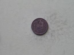 1941 - 1 Cent / KM 170 ( Uncleaned - Details Zie Foto´s ) ! - 1 Cent