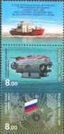Russia 2007 Arctic Deep-water Expedition. - 1992-.... Fédération