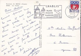BEINE 89 ENVIRONS LE SEREIN  BELLE CARTE RARE !!! - Francia