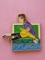 PIN´S P. OLMETA  - Corse (884) , Football - Football