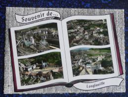 Souvenir De LONGLAVILLE - France