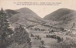 BUSSANG (Vosges) - Ancienne Frontière Franco Allemand - Bussang