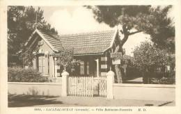 CPA        Lacanau Océan  Villa Robinson Fauvette        983 - Other Municipalities