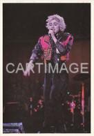 MADONNA   Carte Postale N°  N° 596     MADONNA LOUISE CICCONE  Chanteuse - Musique Et Musiciens