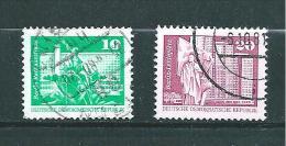 Allemagne  Timbres De 1973  N°1560 Et 1561 Oblitérés - Gebruikt