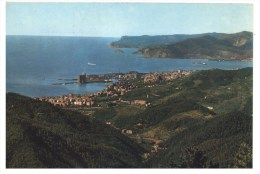 Savona – Panorama Visto Dalla Frazione Brasi Di Celle Ligure - Savona