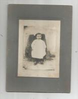 Photographie , 16 X 11.5 , ENFANT , Frais Fr : 1.80€ - Anonyme Personen