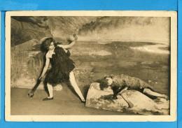 CP, 54, La Passion à Nancy, Désespoir De Cain, Vierge - Nancy