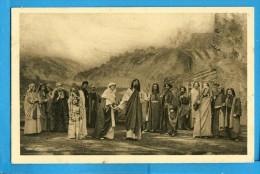 CP, 54, La Passion à Nancy, Les Adieux De Béthanie, Vierge - Nancy