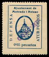 BARCELONA - LOC REP - GUIL ** 896  MONTCADA I REIXAC - 1931-50 Nuevos & Fijasellos