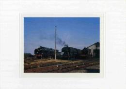 NANTES & LE CROISIC - LOIRE-ATLANTIQUE   (44) -  PEU COURANTE CPSM. - Trains