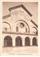 STAFFARDA DI REVELLO ( CUNEO ) LA CHIESA DELL' ABBAZIA - FOTO A. PEDRINI - 1941 - Cuneo