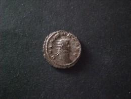MONETA ROMANA ANTONINIANO GALIENO    3 G - 3. La Dinastía Antonina (96 / 192)