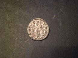 COIN MONETA ROMANA ANTONINIANO GALIENO   4 G - 3. Les Antonins (96 à 192)