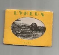 Photographie , 9 X 6.5 , EVREUX , Eure , Ed : La Cigogne , 2 Scans , POCHETTE DE 10 PHOTOGRAPHIES - Orte