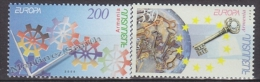 Armenia - Armenie 2006 Yvert 494-95, Europa Cept. Integration - MNH - Armenia