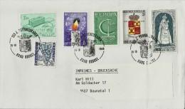 =BELGIEN R-  CV,1986 - Belgien