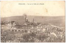 Dépt 54 - FROUARD - Vue Sur La Vallée De La Moselle - Frouard
