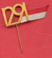 F2355 /  1291  - FLAG Switzerland Suisse Schweiz Zwitserland  - Badge Pin - Trademarks