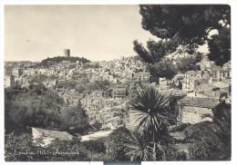 Enna Panorama Viaggiata Anni 50 - Enna