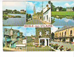 24048 Besle Sur Vilaine, Multi Vues -bar Tabac Hotel -ed Gabier Artaud QT - France
