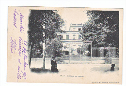 24049  MILLY La Foret - Chateau Du Roussay -lib Hamelin