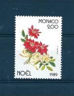 Monaco Timbres De 1989  Neufs** N°1701 - Monaco