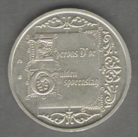 Belgio Bataille Des Esperons D´Or  Gulden Sporenslag Medaglia Celebrativa 1302 - 2002 - België