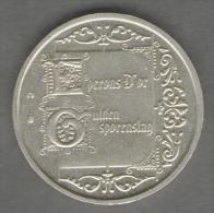 Belgio Bataille Des Esperons D´Or  Gulden Sporenslag Medaglia Celebrativa 1302 - 2002 - Belgio