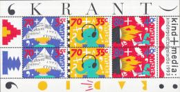 Nederland - Kinderzegels - Postfris/MNH - NVPH 1578 - Blocs