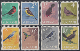 Suriname - Vogels - Postfris/MNH - NVPH 439-446 - Suriname ... - 1975