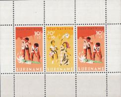 Suriname - Kinderzegels, Feesten - Postfris/MNH - NVPH 467 - Suriname ... - 1975