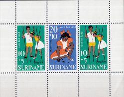 Suriname - Kinderzegels, Spellen - Postfris/MNH - NVPH 489 - Suriname ... - 1975