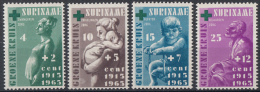 Suriname - 50 Jaar Vereniging 'het Groene-Kruis' - Postfris/MNH - NVPH 420-423 - Suriname ... - 1975
