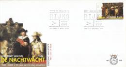 E418 - De Nachtwacht(2000) - NVPH 1904 - FDC