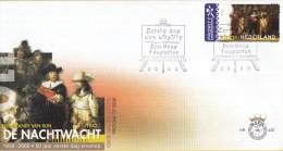 E420 - De Nachtwacht(2000) - NVPH 1907 - FDC