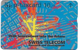 PTT p: V-103 608L Swiss Telecom Research and Developement