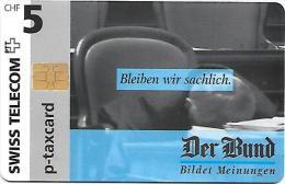 Swiss Telecom: Der Bund - Tageszeitung. mint