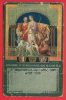 156375 / Dog Chiens Hunde Cani INTERNATIONALE JAGD AUSSTELLUNG 1910 , By Azerbaijan Austria Art Alois Hans Schram - Cani
