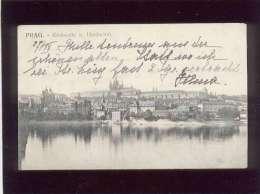 Prag Kleinseite U. Hradschin Pas D'éditeur  Précurseur  , Prague , Timbre Autriche Oesterr.post - Tschechische Republik