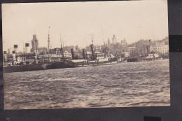 Montevideo Photo , Schiffe 1927 ? - Uruguay