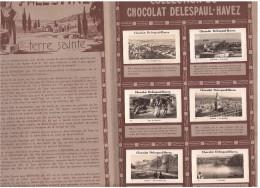 CHOCOLAT - DELESPAUL - HAVEZ - MARCQ EN BAROEIL - ALBUM N°1 - 96 - IMAGES - COMPLET. - Chocolat