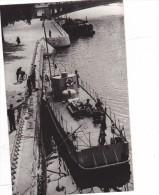 photo batiment militaire marine francaise  chaloupe fluviale 1 du rhin en  1926 a paris