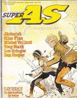 SUPER AS N°64  Couverture Hermann - Super As